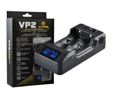 Xtar VP2 Ladegerät