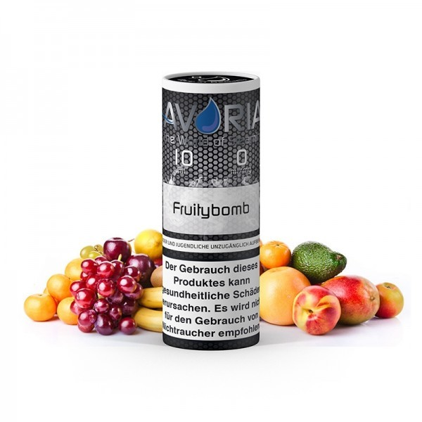Avoria E-Liquid Fruitybomb