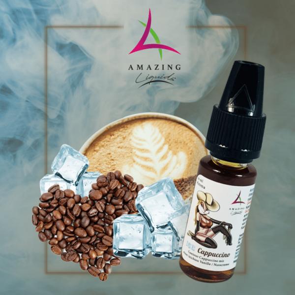 Amazing Liquids Aroma Ice Cappuccino