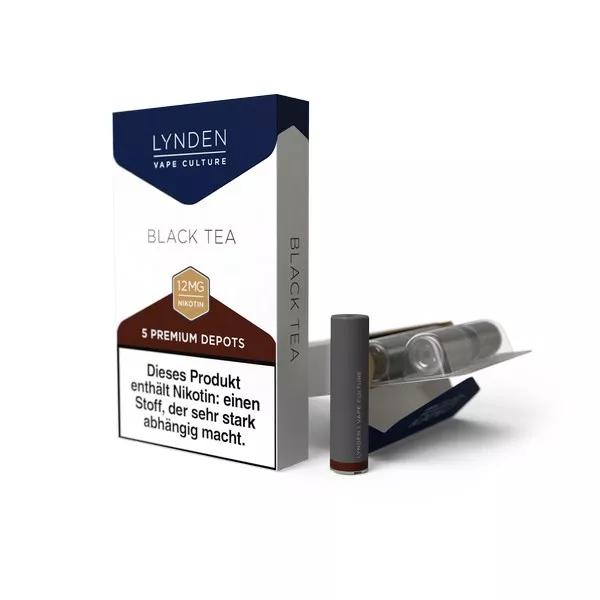 Lynden Depots Black Tea