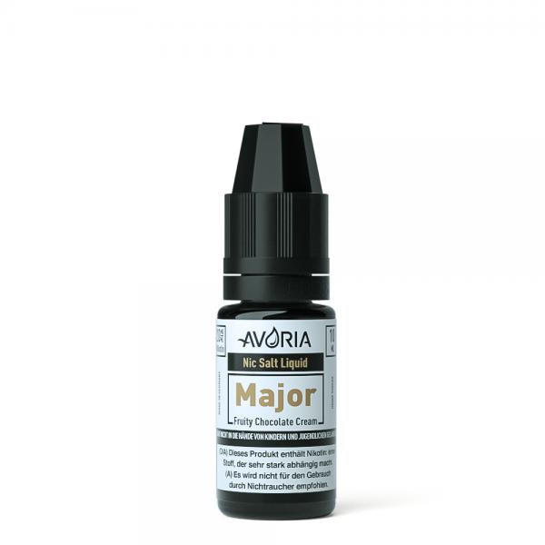 Avoria Nic Salt Liquid Major