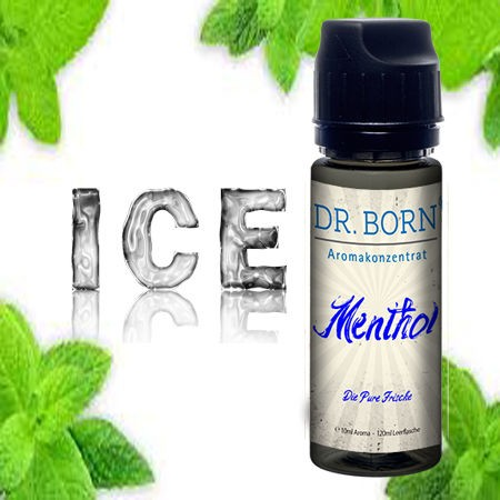 Dr. Born Menthol Longfill Aroma