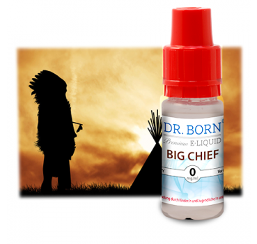 Dr. Born E-Liquid Big Chief