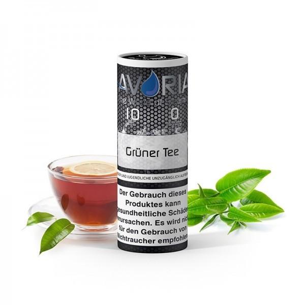 Avoria E-Liquid Grüner Tee
