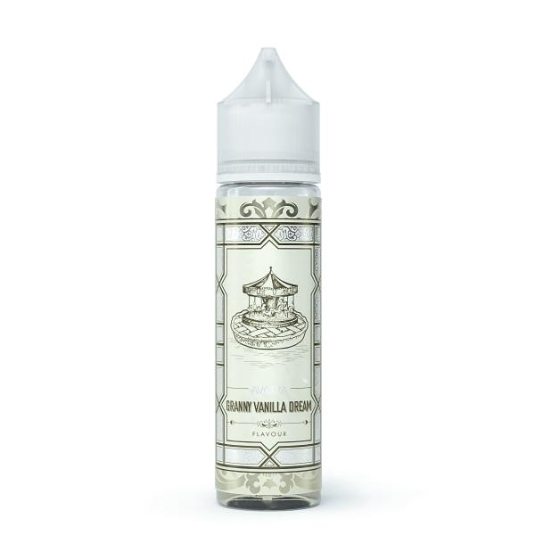 Avoria Granny´s Vanilla Dream Longfill Aroma