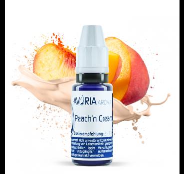 Avoria Aroma Peach´n Cream