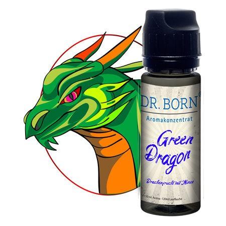 Dr. Born Green Dragon Longfill Aroma