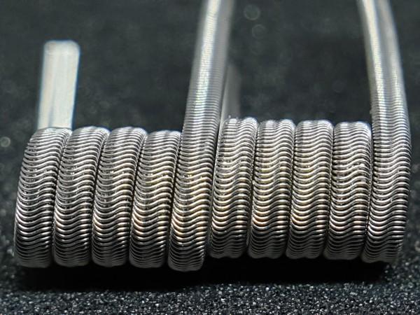 3-Kern Alien Mech Ni80/Ni90 0.08 Ohm Dual Set