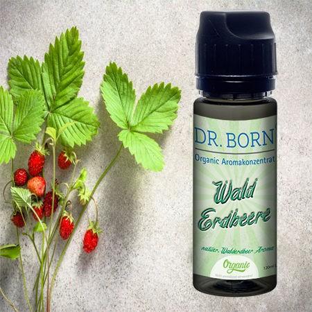 Dr. Born Organic Walderdbeere Longfill Aroma