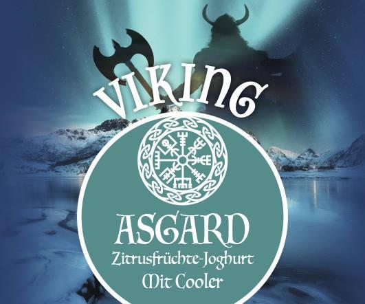 Dr. Born Shake 4 Vape Viking Asgard
