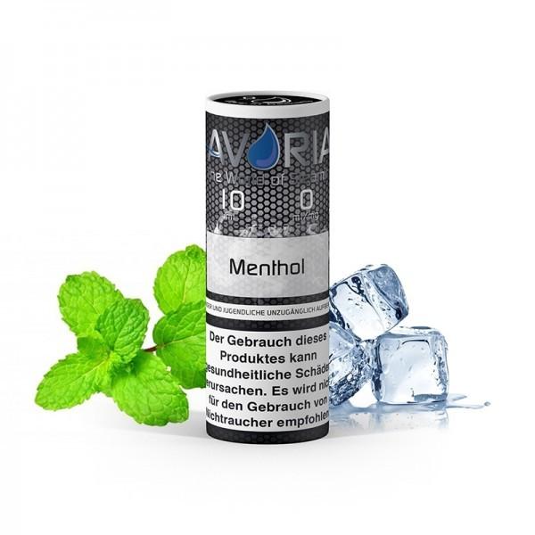 Avoria E-Liquid Menthol
