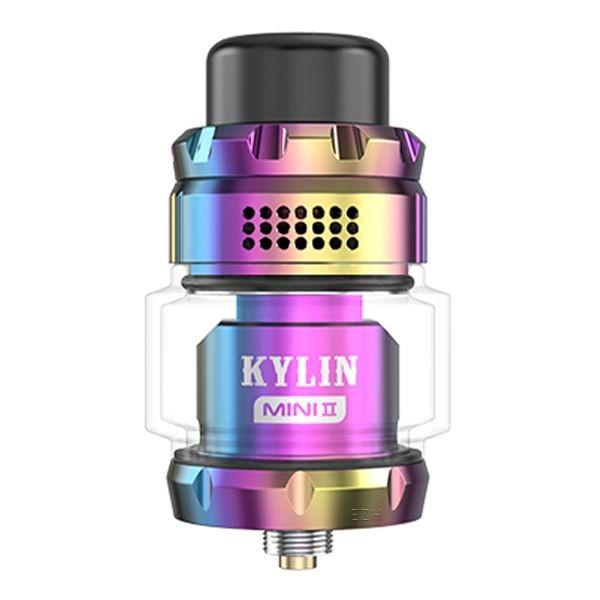 Vandy Vape Kylin Mini II RTA Selbstwickler Rainbow