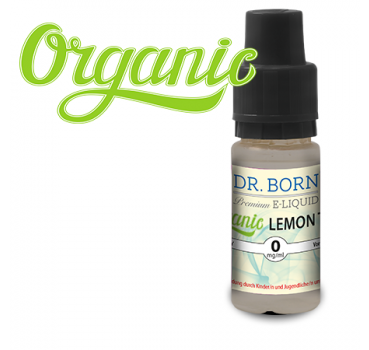 Dr. Born E-Liquid Organic Lemon Grass