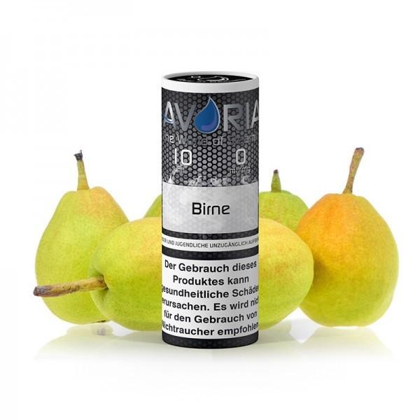 Avoria E-Liquid Birne