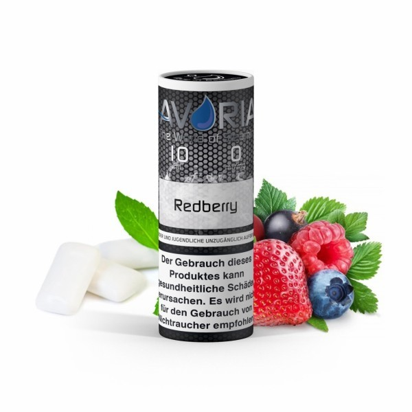 Avoria E-Liquid Redberry
