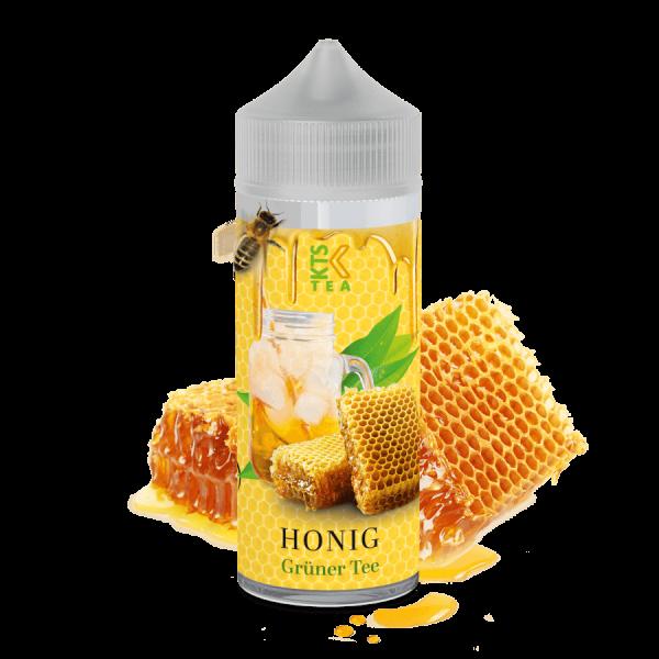 KTS Tea Honig Longfill Aroma
