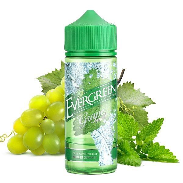 Evergreen Grape Mint Longfill Aroma