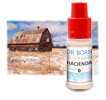 Dr. Born E-Liquid Hacienda