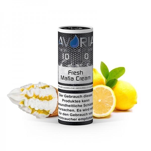 Avoria E-Liquid Fresh Mafia Cream