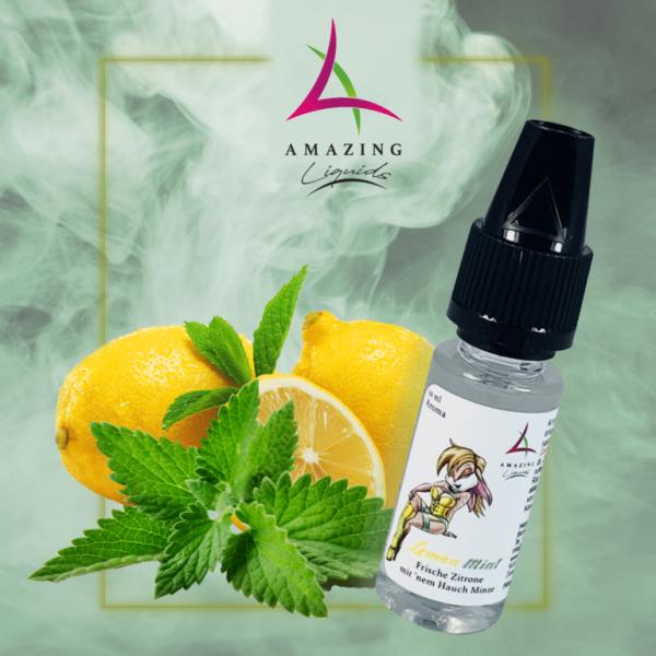 Amazing Liquids Aroma Lemon Mint