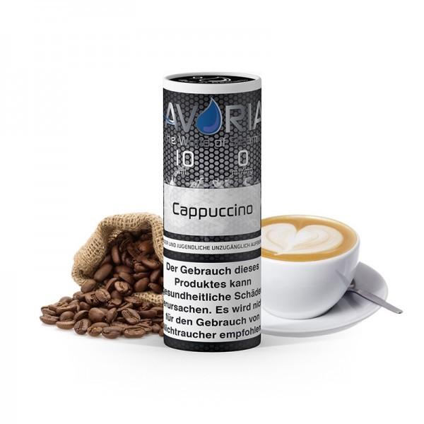 Avoria E-Liquid Cappuccino