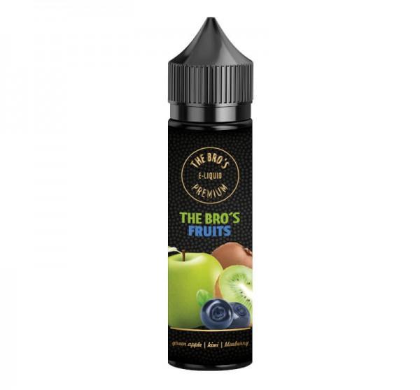 The Bro´s Fruits Green Apple Kiwi Blueberry Aroma