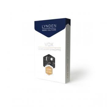 Lynden VOX Coils 5er Pack