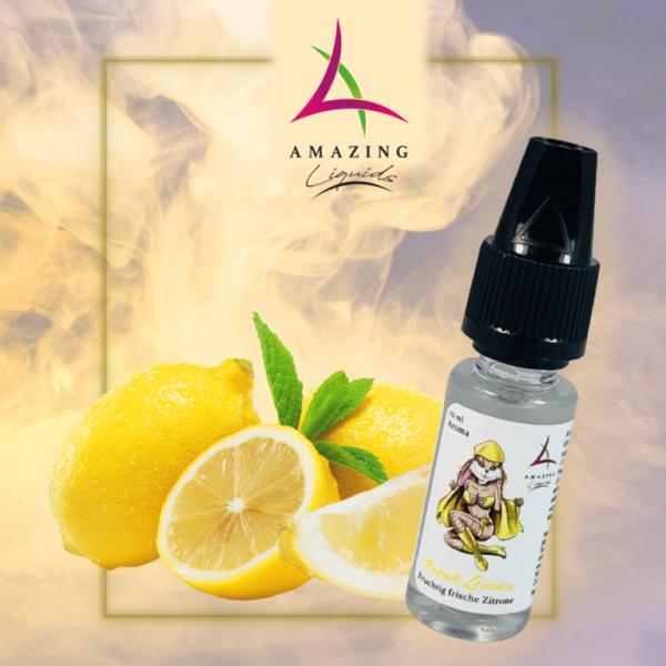 Amamzing Liquids Aroma Fresh Lemon