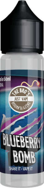 The Bro´s Blueberry Bomb Longfill Aroma