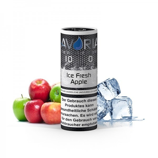 Avoria E-Liquid Ice Fresh Apple