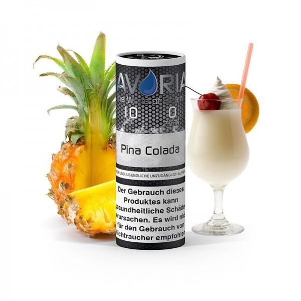 Avoria E-Liquid Pina Colada