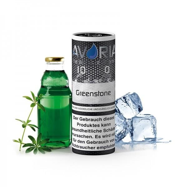 Avoria E-Liquid Greenstone