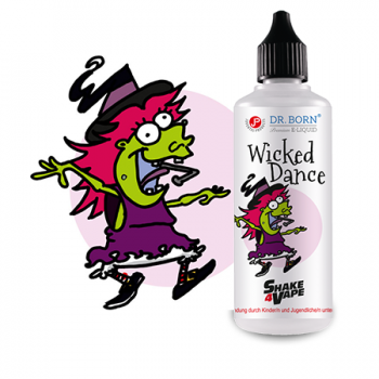 Dr. Born Shake 4 Vape Wicked Dance