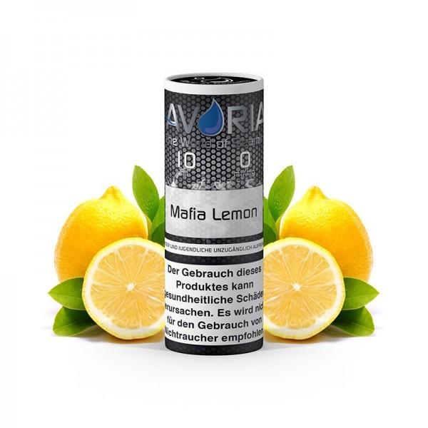 Avoria E-Liquid Mafia Lemon
