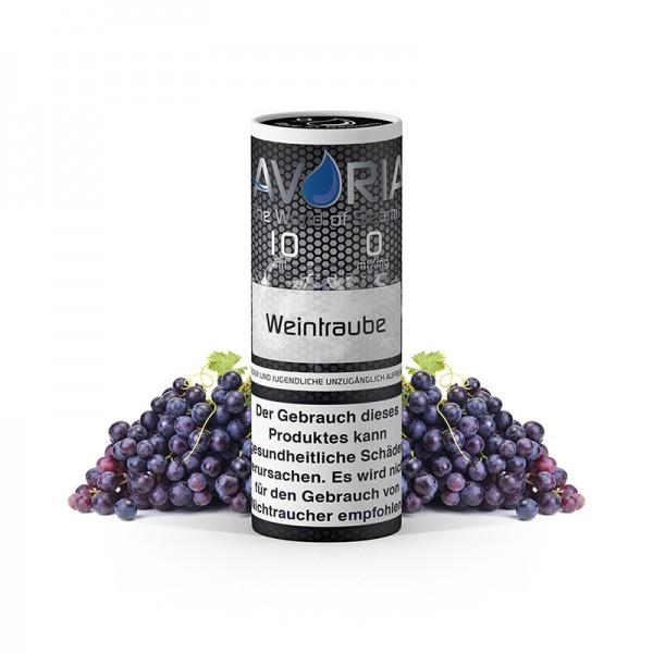 Avoria E-Liquid Weintraube