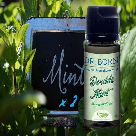 Dr. Born Organic Double Mint Aromakonzentrat Longfill