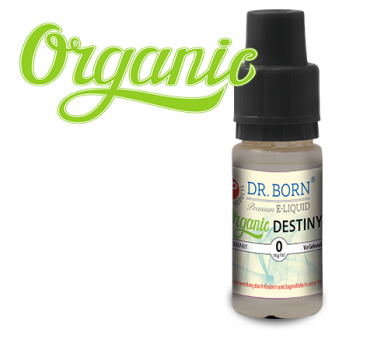Dr. Born E-Liquid Organic Destiny