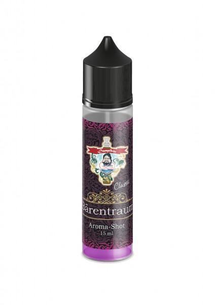 Dampfbär Bärentraum Longfill Aroma