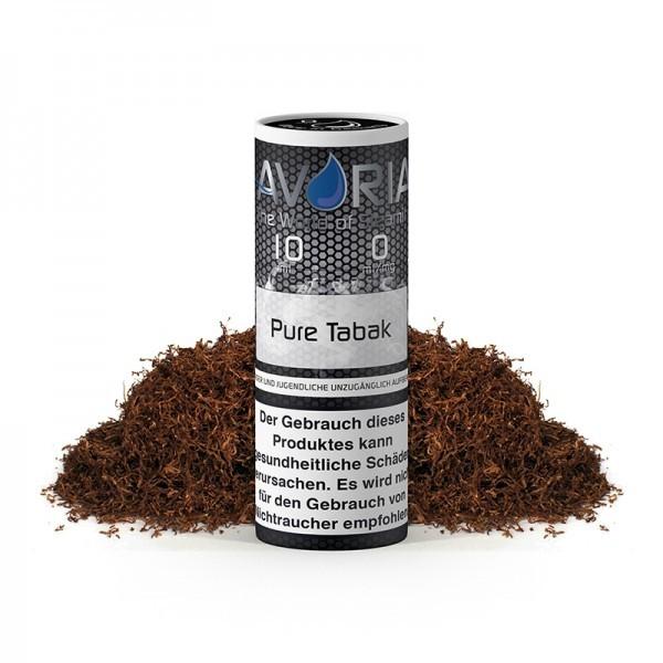 Avoria E-Liquid Pure Tabak