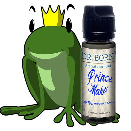 Dr. Born Prince Maker Longfill Aroma