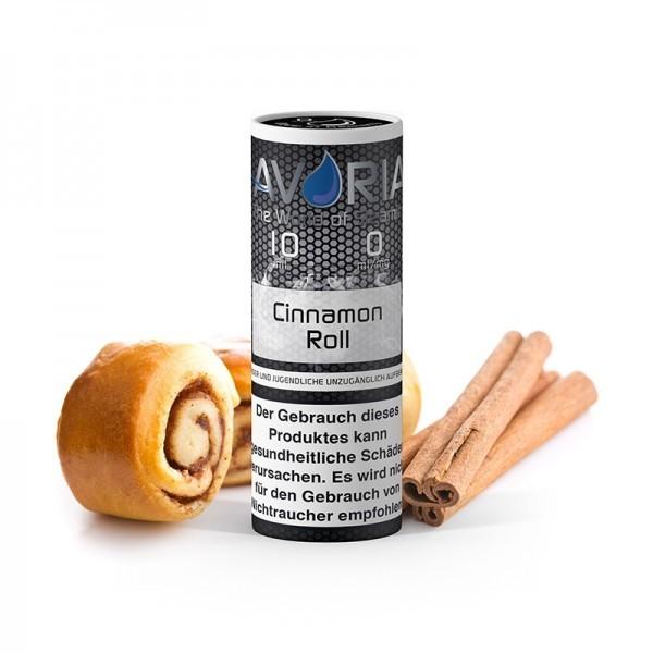 Avoria E-Liquid Cinnamon Roll