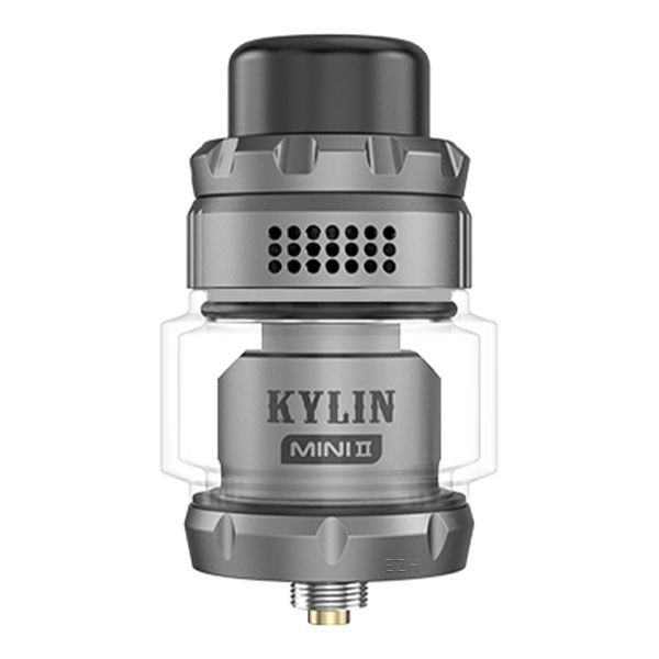 Vandy Vape Kylin Mini II RTA Selbstwickler Frosted grey