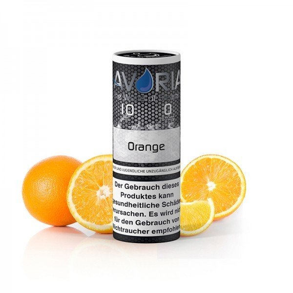 Avoria E-Liquid Orange