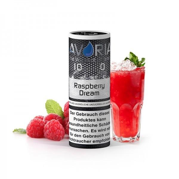Avoria E-Liquid Raspberry Dream
