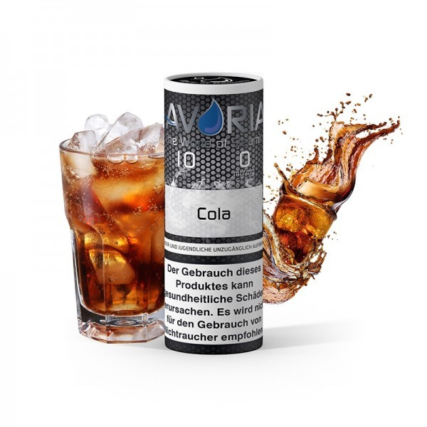 Avoria E-Liquid Cola